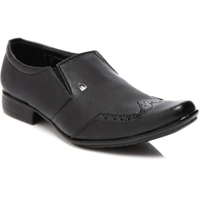 Formal Slip On Shoes  (black)