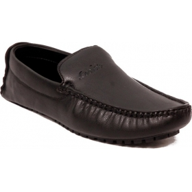 Contablue Leon Loafers Shoes (black)