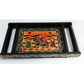 Royals Handicraft Serving Tray Decorative Wooden Tray For Table Decor, Home Decor, Dining And Serving And Gifts
