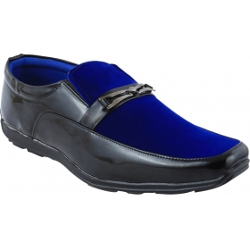 Corporate Casuals Shoes (blue)