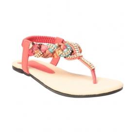 Bluet Prime Red Sandals