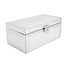 Jc004 Silver Jewelry Cases