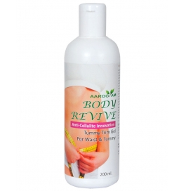 Body Revive Tummy Trim Gel