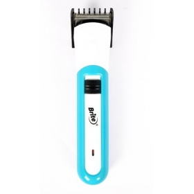 Brite Jm's 2in1 Rechargeable Bht-720 Trimmer For Men (white)