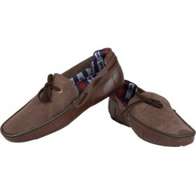 Mens Brown Loafers