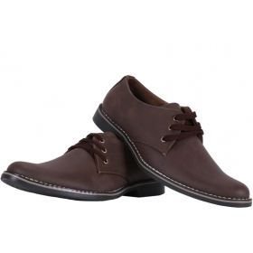 Contablue Stylish Stanford Corporate Casuals  (brown)