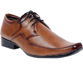 Mate Lace Up Shoes  (brown)