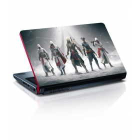 Assassins Creed Laptop Skin
