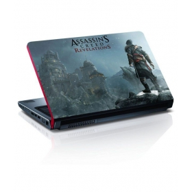 Assassins Creed Revelations Laptop Skin