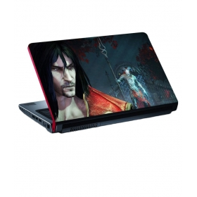 Castlevania Lords Of Shadow 2 Satan Laptop Skin
