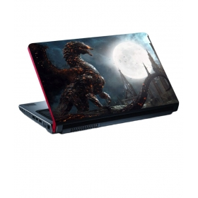Castlevania Lords Of Shadow 2 Artwork Laptop Skin