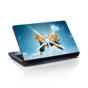 Dragon Ball Z Laptop Skin
