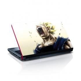 Dragon Ball Z Laptop Skin