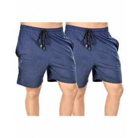 Bumchums Blue Shorts