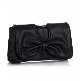 Butterflies Bns2131wc Black Clutch