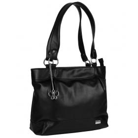 Classy Black Shoulder Bag