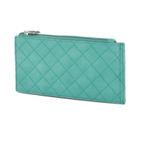 Butterflies Green Wallet