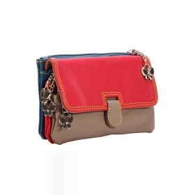 Multi Non Leather Women Wallet