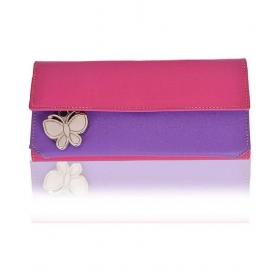 Butterflies Pink Wallet