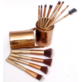 C.a.l Los Angeles Make Up Brushes Set