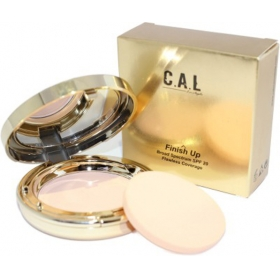 C.a.l Los Angeles Finish Up Compact - Natural Pink 12g