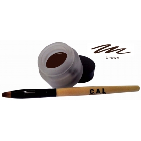 C.a.l Los Angeles Define Me Gel Eye Liner 2.8g Brown
