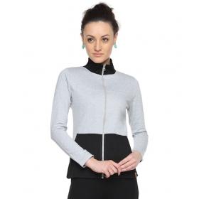 Gray Cotton Jackets