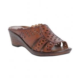 Catwalk Tan Heels