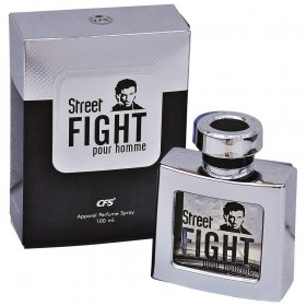 Cfs Street Fight Pour Homme Eau De Parfum (edp) For Men - 100 Ml