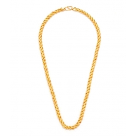 Gold Plated Alloy Chain