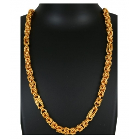Golden Alloy Chain