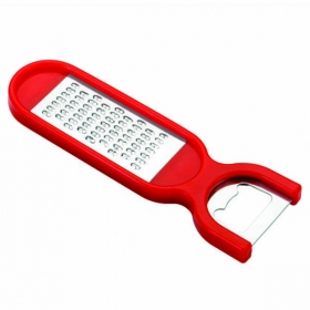 Cheese Grater & Bottle Opener (2 In 1)