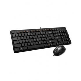 Circle C43 Black Usb Wired Keyboard Mouse Combo Keyboard