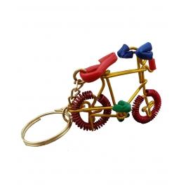 Cycle Key Chain