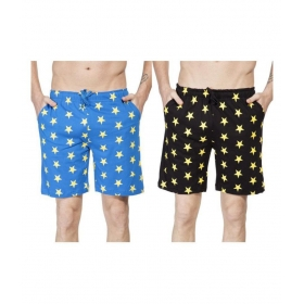 Multi Shorts Pack Of 2