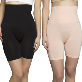 Combo Of 2 : 4-in-1 Shaper - Tummy, Back, Thighs, Hips
