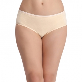 Cotton Mid Waist Hipster Panty