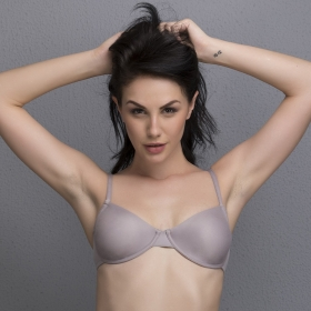 Butter Soft Seamless Non-padded Underwired Bra