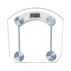 Digital Weighing Scale Measurement 8mm Thick Square Shape Glass Ws15
