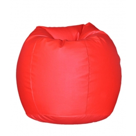 Xxl Bean Bag With Beans In Red