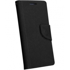 Coolpad Note 5 Flip Cover By Om - Black