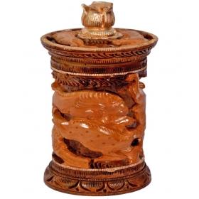 Trade Wooden Cigarette Holder Antique