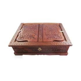 Brown Wooden Handicraft