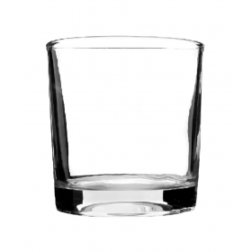 4 Pcs Glass Bar Set