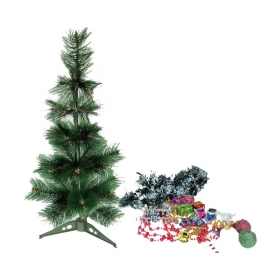 Creativity Creations Nylon Christmas Tree-2 Ft- (pack Of 1)