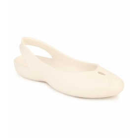 White Ballerinas