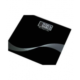 Digital Personal Weighing Scale Black