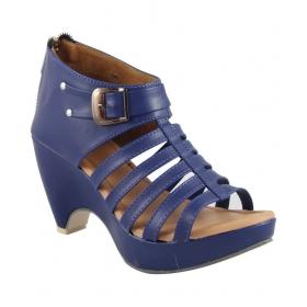 Blue Cone Heels