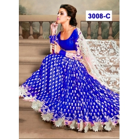 Sas Creations Designer Wear Beautiful Lehengas With Blouse