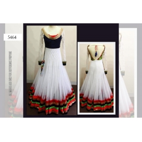 Designer Wear Gown By Sas Creations